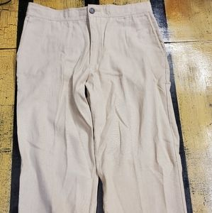 🤴👖 NWT Marc Anthony Linen pants size M